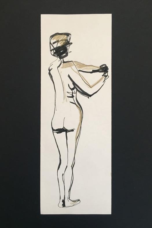 Human figure II