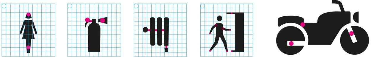 Pictograms grid