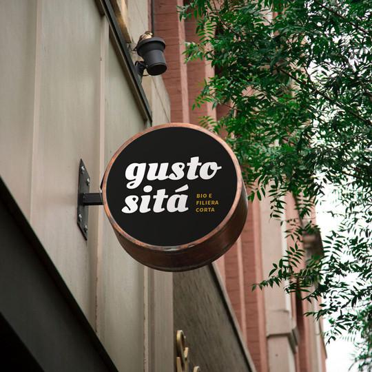 Gustosita Visual Identity