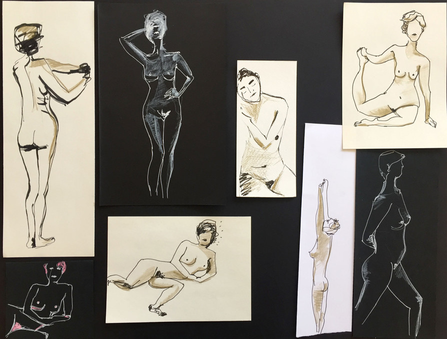 All drawings