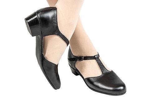 Туфли репетиторские. Черные