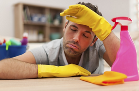 One time cleaning service Roanoke