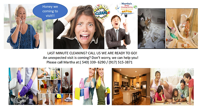 House cleaning Service Roanoke