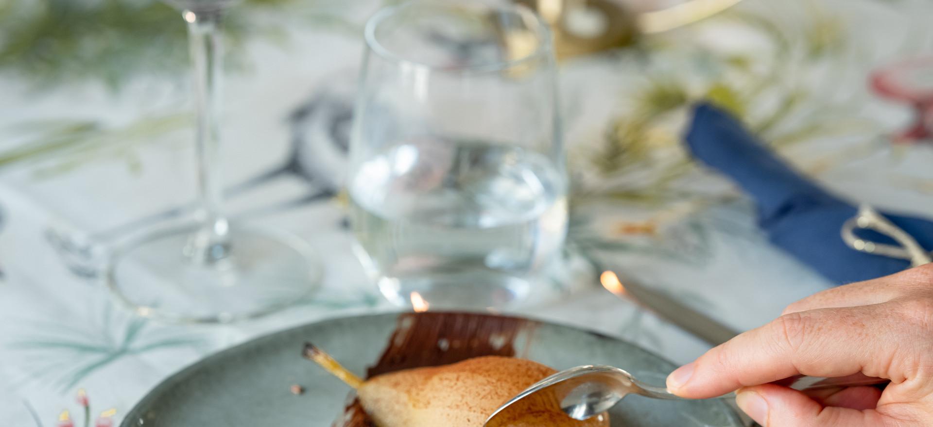 Une table d'Hôtes Gourmande