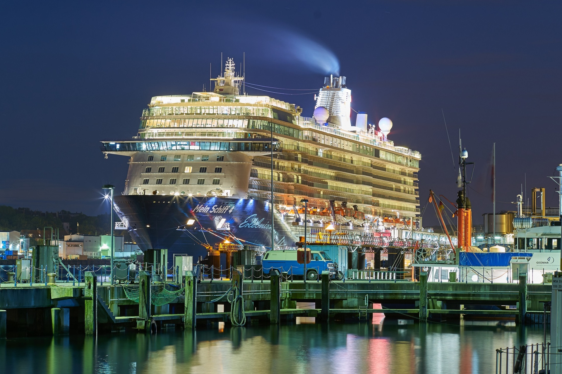 Airport ↔ Cruise Ship Ports