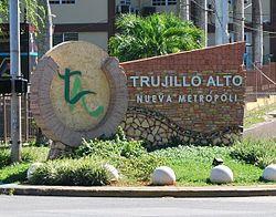 Trujillo Alto ↔ Aeropuerto
