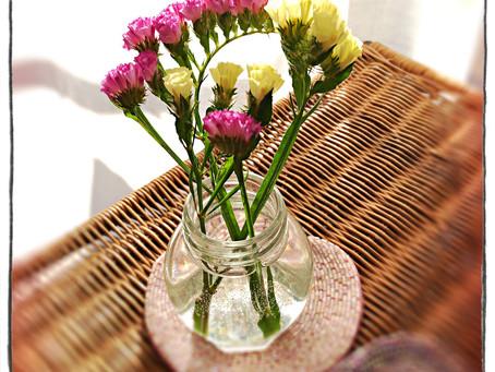 【風水】空間に創る小さな物語〜お花を生ける篇〜