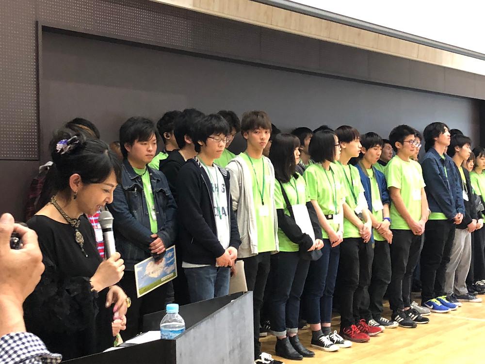 ゆめ旅KAIGO!2020 千葉商科大学