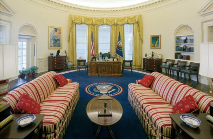 ホワイトハウス風水 トランプ大統領風水