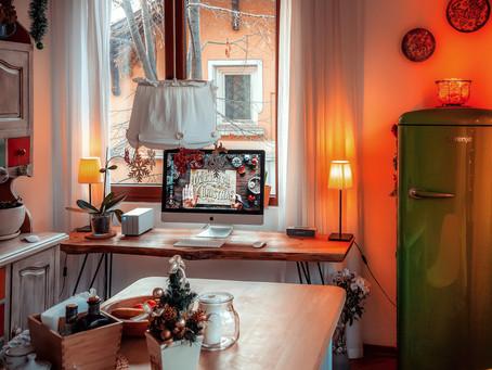 【風水】ブルガリアの素敵なキッチン♪