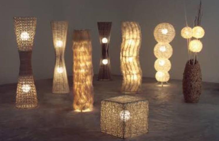 バグアの健康のエリアに効果的な照明 照明と風水