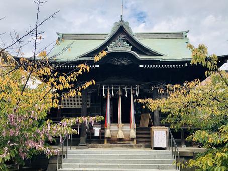 「幸先詣」へ世田谷のお伊勢さん桜神宮へ🌸