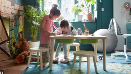 【子育て風水】子どもの学習机のあり方をもっと自由に考えよう!!✨