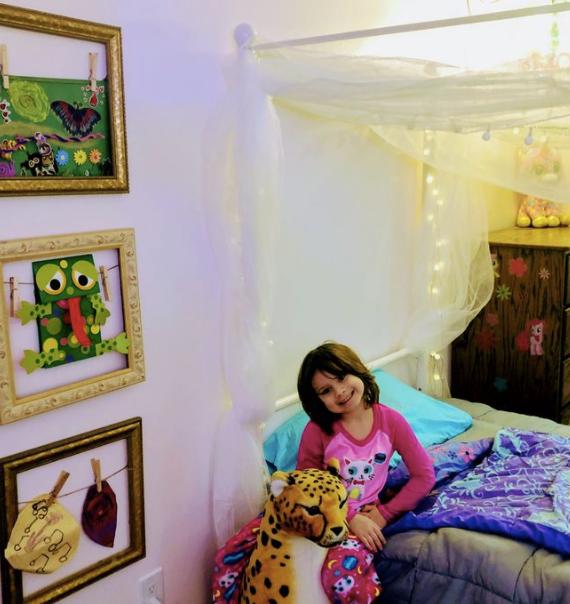子育て風水 子の作品の飾り方 コンテンポラリー風水フジワラユカ