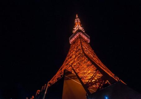 【あの人気タレントさんのお部屋には東京タワーがドーン!】
