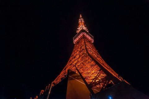 風水と東京タワー 仕事運の風水