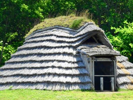 【間取り図風水】人間の住まいの歴史の大半は竪穴式住居だった!