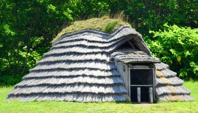竪穴式住居と風水 コンテンポラリー風水コンサルタントフジワラユカ