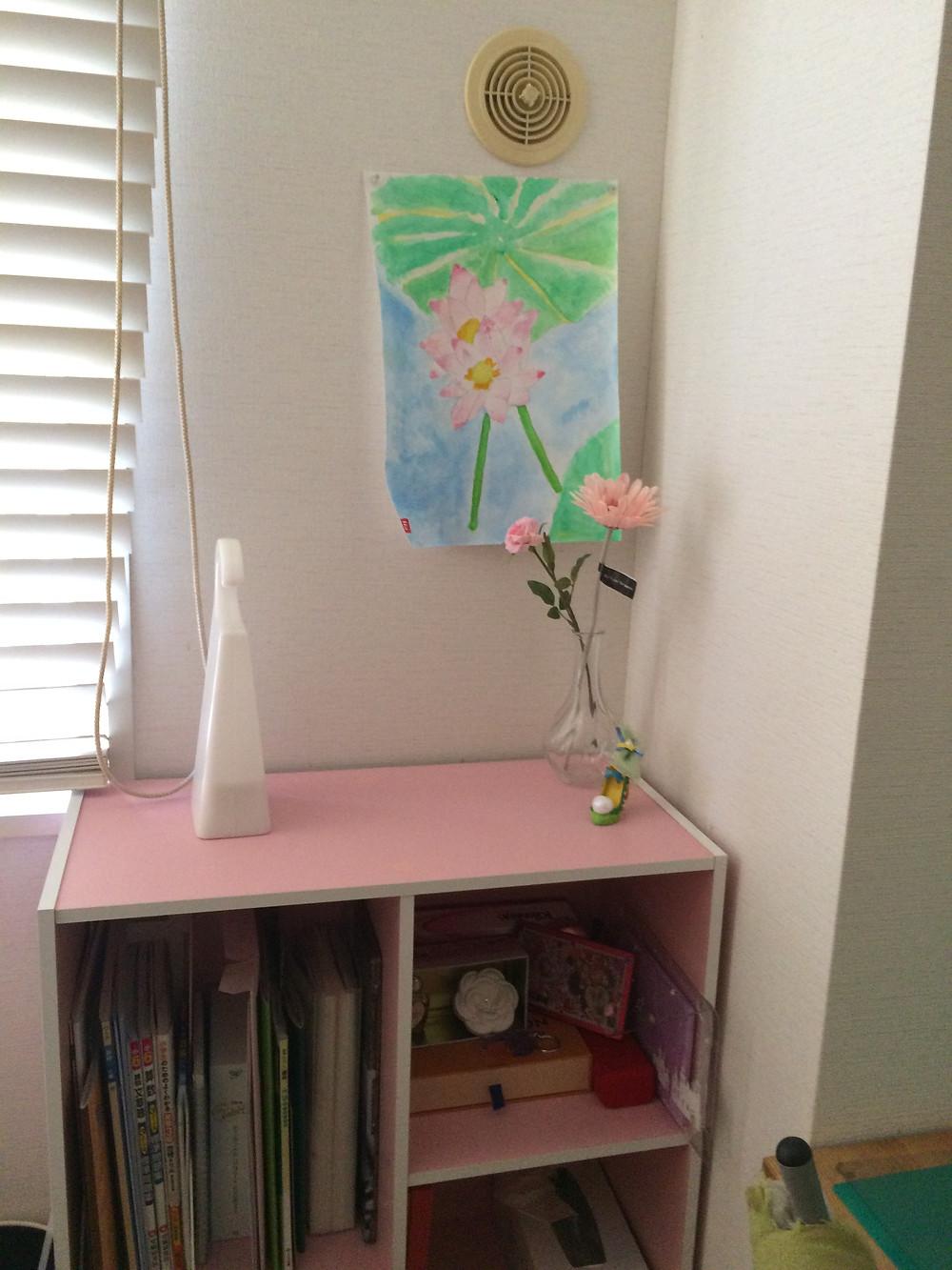 子供部屋の風水 子育て風水成功事例