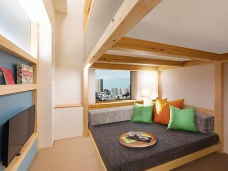 【風水】6畳にベッドもテーブルもスツールも置きたい!さてどうする?