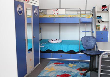 【風水】青いベッドルーム注意報💦