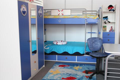 ブルーすぎる部屋風水 コンテンポラリー風水コンサルタントフジワラユカ