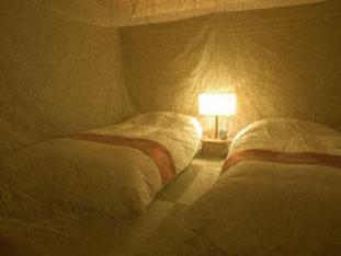 【風水】ヘンプの蚊帳をリモートワークのパーテーションとして活用する新発想!✨