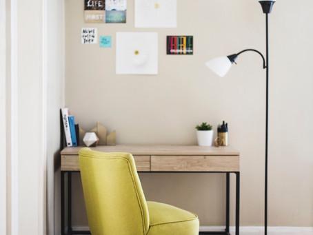 【風水】机はシンプルがいい!椅子は机より高価でもいい!