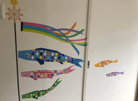 【風水】財の入り口に無意識に飾られた鯉のぼりの素敵な物語✨