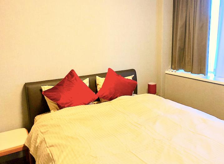 ベッドの配置の風水 寝室の風水 コンテンポラリー風水フジワラユカ