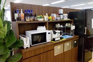オフィスの風水 給湯室の風水 コンテンポラリー風水フジワラユカ