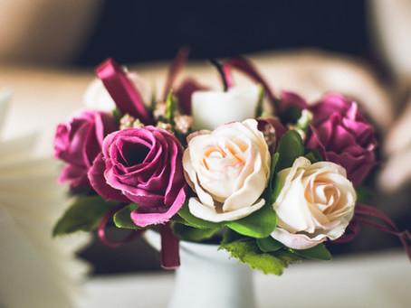 【風水】ずっと美しい状態に保存加工された花