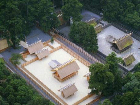 【風水】世界一美しいと思える神様のお住い(伊勢神宮)を訪れました✨