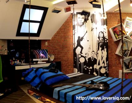 スターの写真アイドルの写真をベッドのそばに貼る 風水インテリア好きなアイドルの写真をどこに貼るか