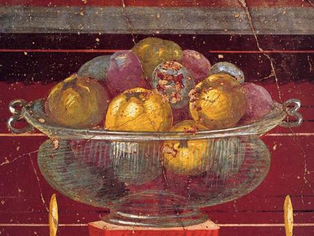 【風水】新鮮な果物は古来から「健康・美・家族」の繁栄をサポートするシンボルです✨