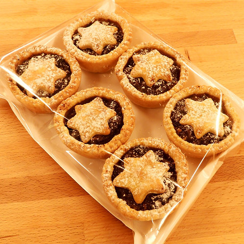 Tablehurst Mince Pies - Pack of 6