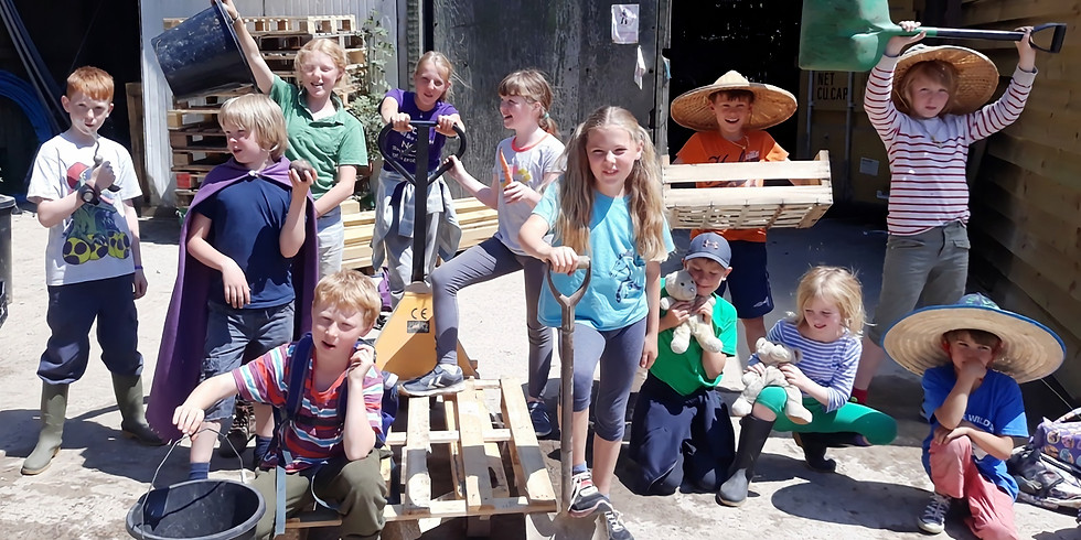 Young Farmers Holiday Club