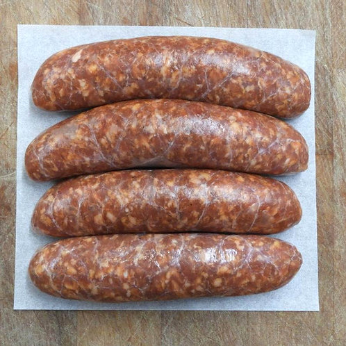 Hungarian butcher's sausages - pack of 4