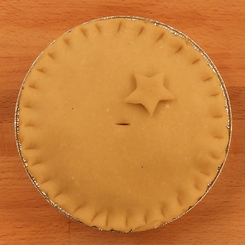 Frozen Small Chicken, Leek and Bacon Pie