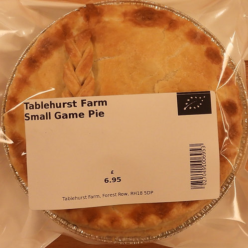 Game Pie - small