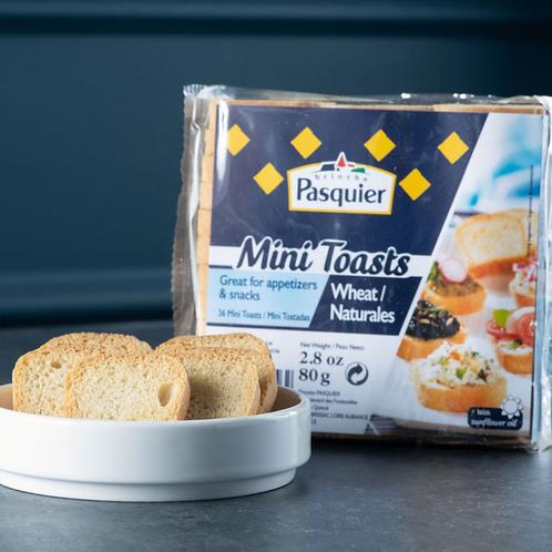 Mini Toasts 2.75 oz.
