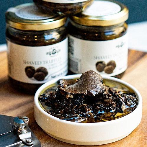 Italian Black Truffles Carpaccio 6.4 oz