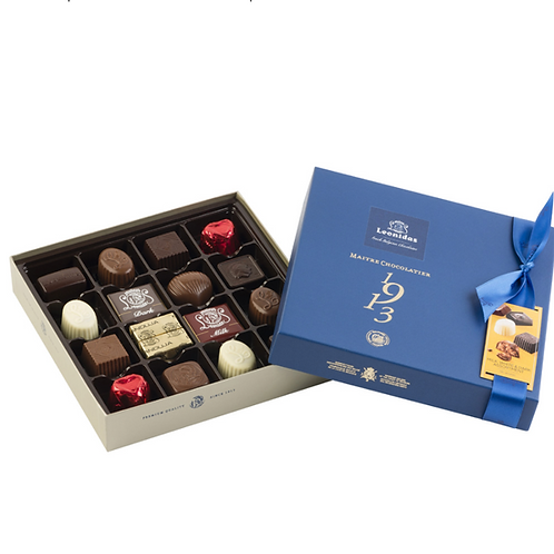 Leonidas: Blue Box Assorted Chocolates