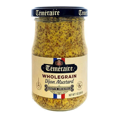 Dijon Mustard Wholegrain