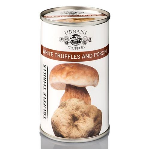 White Truffle & Porcini