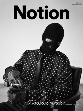 """""""They definitely tried to fuck me pretty hard for the rest of my life"""" - Dominic Fike x Notion"""