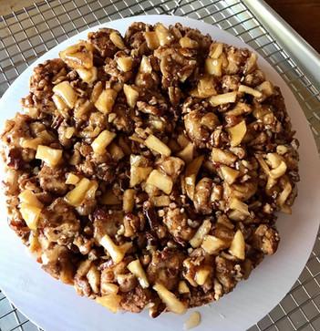 Apple Pecan and Maple Bacon Monkey Bread