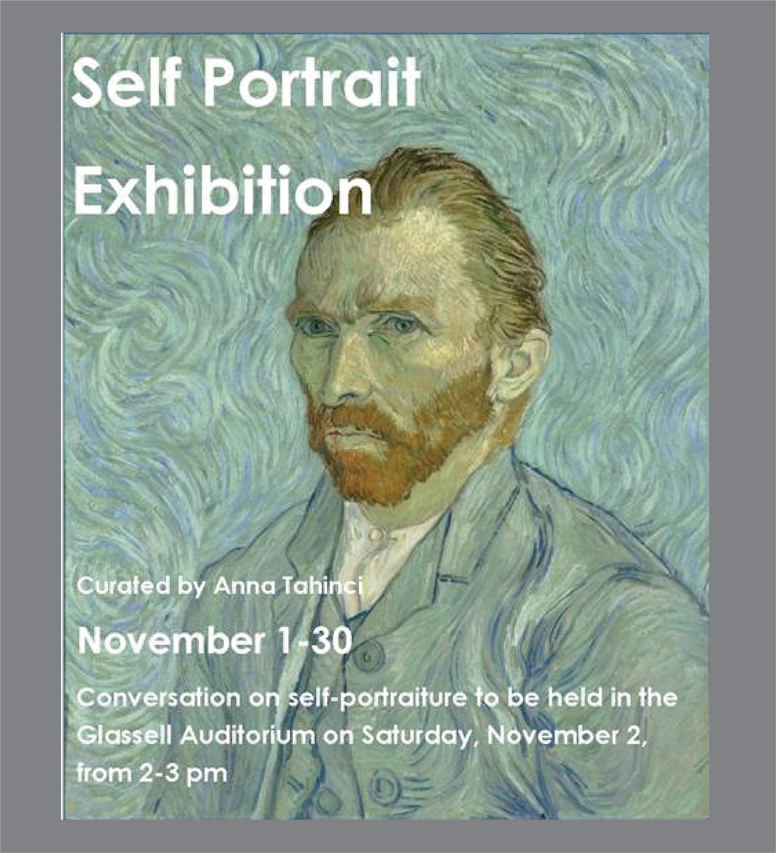 Self Portrait Exhibit