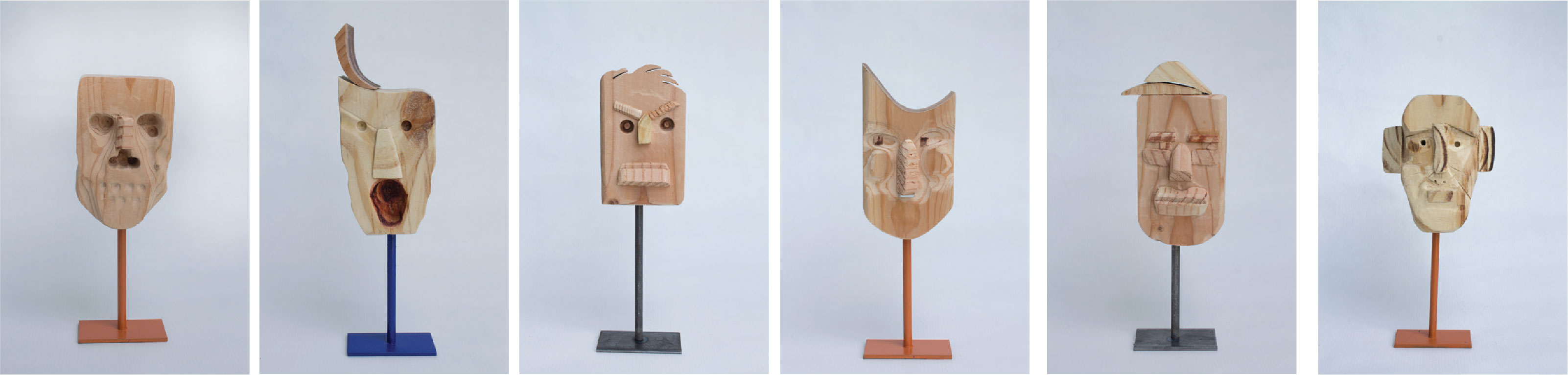 Masks wood