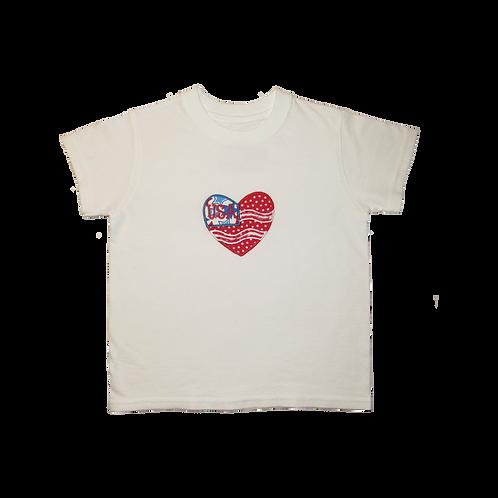 Monogram Heart (Shaggy)